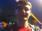 Piotr at Conference 2